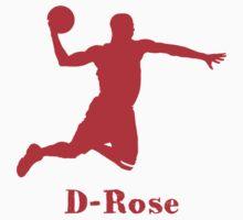 D-Rose Shadow Design Kids Clothes