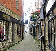 WATCHBELL LANE. by ronsaunders47