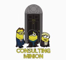 Consulting Minion Kids Clothes