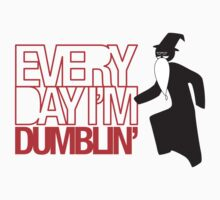 Every Day I'm Dumblin' Kids Clothes