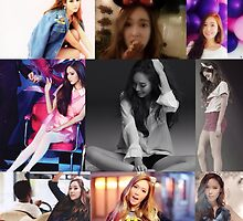 JESSICA JUNG COLLAGE by Jaimeosnayaa