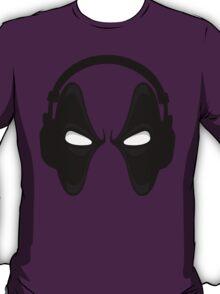 Headset Deadpool - Marvel T-Shirt