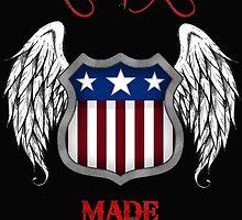 American Made (Black) by Sadguru