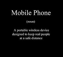 Mobile Phone – Definition by Andrew Bret Wallis