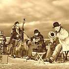 """Jazz Band """"Music of the Mississippi River"""" by Nedim Bosnic"""