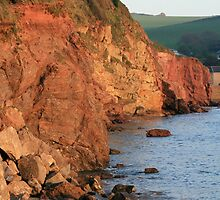 Hope Cove, Devon by Sue Leonard