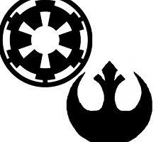 Imperial/Rebel by shezzaswatson