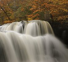 Brush Creek Falls by torib