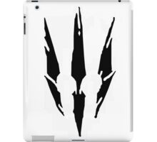 THE WITCHER 3 - WILD HUNT LOGO iPad Case/Skin