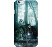 Down by the Dragons Pond iPhone Case/Skin
