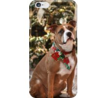 A Bubba and Kensie Christmas - No Text iPhone Case/Skin