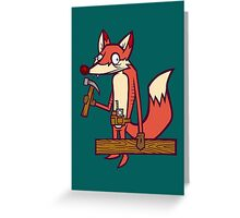 Den Carpenter Greeting Card