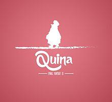 Quina - Final Fantasy by moombax