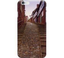 Stepcote Hill iPhone Case/Skin
