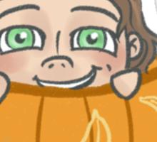 Pumpkin #2 Sticker