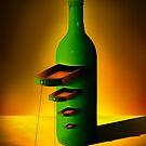 A Garrafa Verde. by Marcel Caram