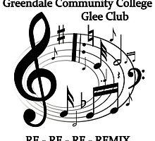 Greendale Glee Club by ilonabelle