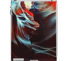 Antelope of the canyon iPad Case/Skin