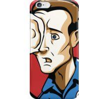 Time Travelers, Series 3 - T-1000 (Alternate) iPhone Case/Skin