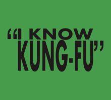 movie quotes: kung-fu by shinypikachu
