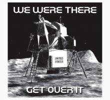 Moon Landing Design T-Shirt