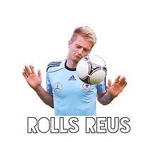Rolls Reus  by BillNyeTho