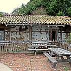 Rancho del Refugio Adobe by Martha Sherman