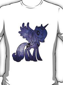 Galaxy Luna  T-Shirt
