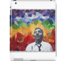 Bayard Rustin Presidential Medal of Freedom iPad Case/Skin