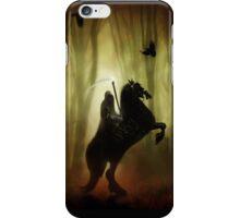 Headless Horseman iPhone Case/Skin