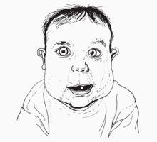 A cute baby by Johan Malm