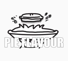 Pie Flavour  - ASDFMOVIE by Lyra Hexica