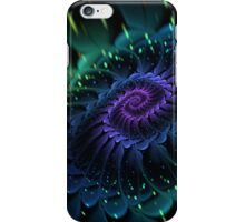 Raw Fractal Bloom iPhone Case/Skin