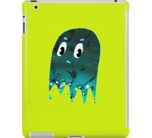Vulnerable Pac-Man Ghost iPad Case/Skin