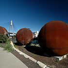 Great Balls Of..., Pyrmont, Australia 2009 by muz2142