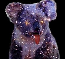 Space Koala by CarlitosTheDog