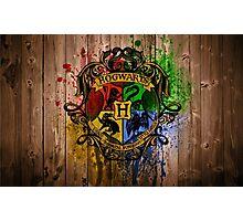 hogwarts university Photographic Print