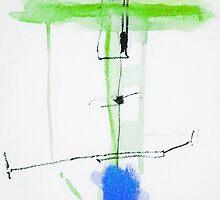 Giro Charger Blue by Jenny Davis