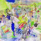 Kea Green by Jenny Davis