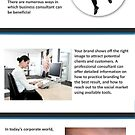 Professional Business Consultant in Singapore by Infographics
