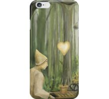 I Give You My Heart iPhone Case/Skin