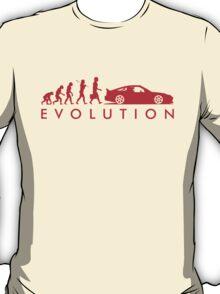 Evolution of Pilot (4) T-Shirt