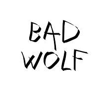 bad wolf by Mac002