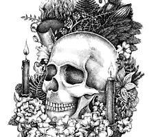 Memento Mori by Eugenia Hauss