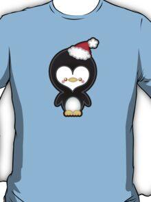 Cute Kawaii Christmas Penguin T-Shirt