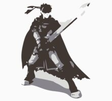 Minimalist Ike from Super Smash Bros. Brawl by Himehimine