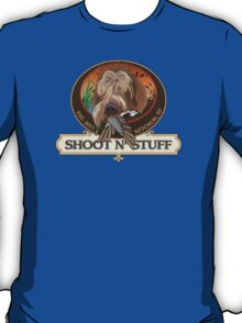 Miles' Shoot & Stuff T-Shirt