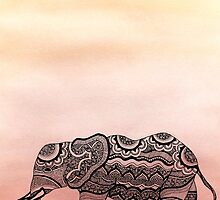 Bohemian Elephant by Victoriarch