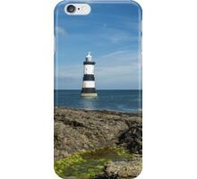 Penmon Lighthouse & Puffin Island iPhone Case/Skin