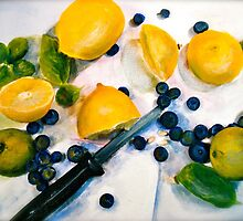 Juice...Lemons and Limes by © Janis Zroback